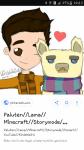 Paluten hat einen Hund?