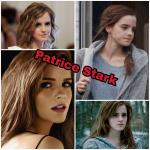 ((teal))Patrice Stark((eteal)) Name: Patrice Stark Spitznamen: Patrischa Alter: 16 Geschlecht: w Aussehen: schulterlange braune Haare, blaue Augen, So