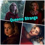 ((teal))Queenie Strange((eteal)) Name: Queenie Strange Alter: 18 Geschlecht: weiblich Aussehen: siehe Bild:) Charakter: ihr Charakter ist ziemlich zwi