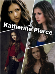((teal))Katherine Pierce((eteal)) Name: Katherine Pierce Alter: 16 Geschlecht: w Aussehen: braune lange lockige Haare, braune Augen Charakter: listig,