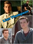 ((teal))Lian Thompson((eteal)) Name: Lian Thompson Alter: 19 Geschlecht: männlich Aussehen: siehe Bild Charakter: Lian ist als ältestes Kind vor all