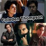 ((teal))Coleden Thompson((eteal)) Name: Coleden Thompson Alter: 17 Geschlecht: männlich Aussehen: siehe Bild Charakter: Coleden ist egoistisch arroga