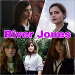 ((teal))River Jones((eteal)) Name: River Jones Alter: 16 Geschlecht: w Aussehen: braune schulterlange Haare, manchmal gelockte Haare, blaue Augen. Im