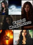 ((teal))Katriell Morgenstern((eteal)) Name: Katriell Lilith Morgenstern Alter: 17 Geschlecht: w Aussehen: volle braune lange und lockige Haare, ihre A