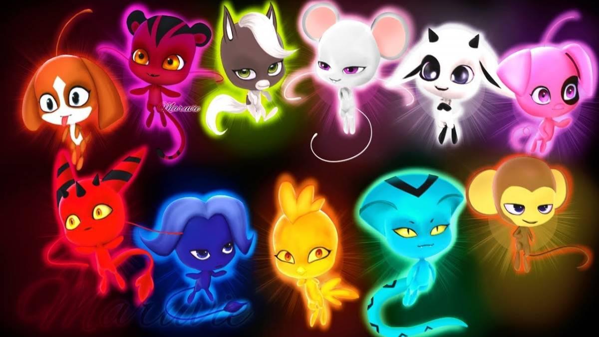 Miraculous- Geschichten von Ladybug und Cat Noir || RPG