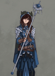 ((bold))Cayn's dritter Charakter ((ebold)) Name: Emily Lancer Spitzname: Em, Lily Username: Timer Geschlecht: weiblich Geburtstag: 5.3 . Alter: 1