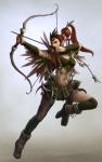 ((bold))Geisterkralle's dritter Charakter((ebold)) Name: Vivian Blade Spitzname: Vivi Username: Survivor Geschlecht: Weiblich Geburtstag: 20.4. A