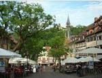 Weinheim ('Woinem') - Stadt im Nordwesten Baden-Württembergs