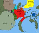 Wie nennt sich das Land, in dem Konohagakure ist?