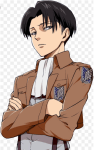 Attack on Titan Levi Ackermann