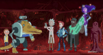 Rick and Morty Wissensquiz (super schwer)