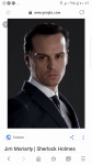 Sherlock BBC - Welcher Charakter bist du?
