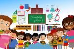 Quiz für Kinder von 6 bis 9 Jahren!