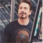 Tony Stark hat eine Freundin