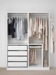 Wie kommen die Klamotten in deinen Schrank (oder Kommode)?
