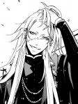 [Black Butler ONE SHOT] - Undertaker x Reader