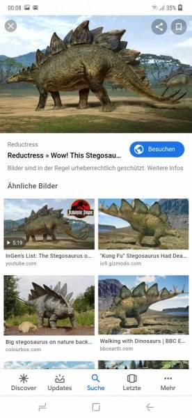 Dinosaurier Quiz