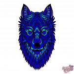 Wie siehst du als Wolf aus?