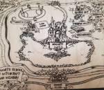((bold))((unli))Das Gelände ((eunli))((ebold)) Das Schlossgebäude von Hogwarts liegt am Ufer eines schottischen Sees unweit des Ortes Hogsmeade. Es