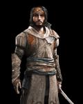 Wie heißt der Assassinenmeister Konstaninopels?