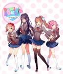 Doki Doki Literature Club(mit den Lochis)