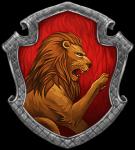 ((maroon))((big))Gryffindor((ebig))((emaroon)) Die besonderen Eigenschaften der Schüler dieses Hauses sind Mut und Ritterlichkeit. Gründer: Godric