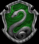 ((green))((big))((unli))Slytherin((eunli))((ebig))((egreen)) Das Haus Slytherin beherbergt vor allem Schüler, die Eigenschaften wie List, Einfallsrei