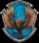 ((blue))((big))((unli))Ravenclaw((eunli))((ebig))((eblue)) Für dasHaus Ravenclawwerden Schülerinnen und Schüler vonHogwarts ausgewählt, die
