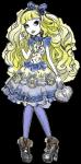 Blondie Locks ist keine Royal. Da ihre Familie nicht adelig ist!