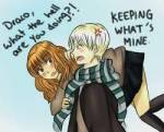 ((red))Dramione Draco x Hermione ((ered))