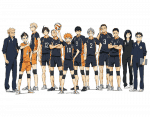 Flieg! | Haikyuu RPG