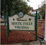Leben in der Welt von Mystic Falls