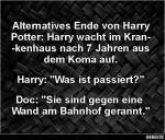 Lustige Harry Potter Bilder