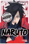 Top der Naruto-Mangacover