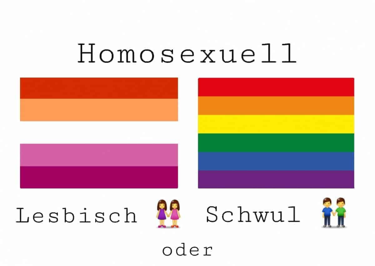 Homo, Bi oder Hetero