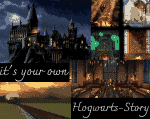 It's your own Hogwarts story