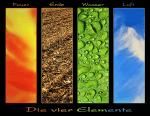 Was ist dein wahres Element?