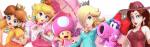 Super Mario - Wem bist du am ähnlichsten?
