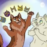 Warrior Cats Kriegerprüfung!