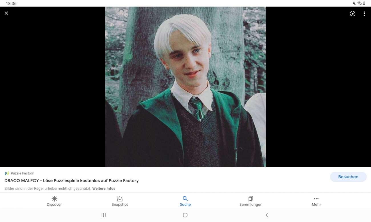 Harry Potter: Dein Traumboy will dich küssen und? Teste