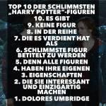 15 Harry Potter Witze